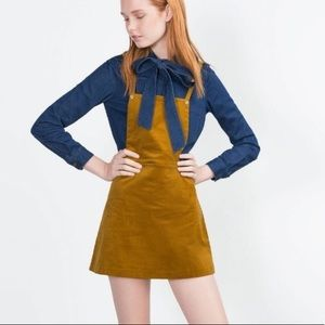 Corduroy Zara Dress